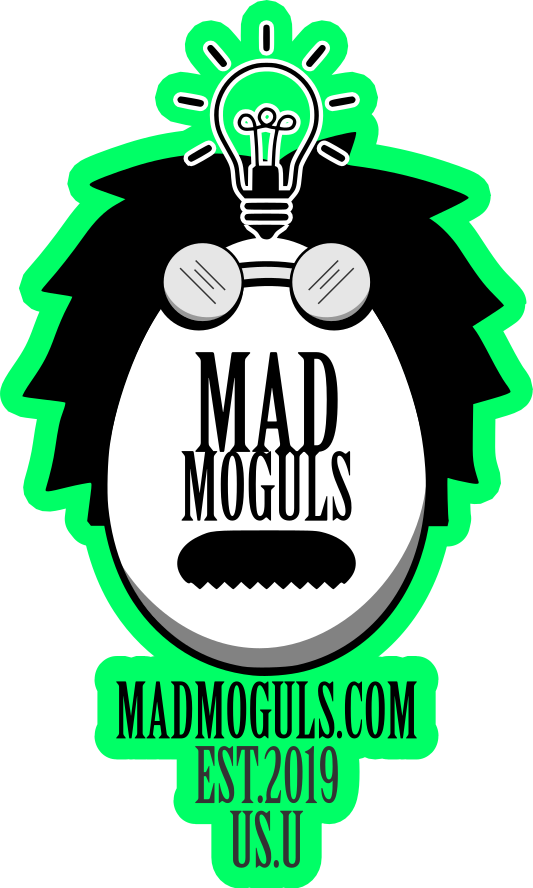 mad moguls podcast with justin young- logo
