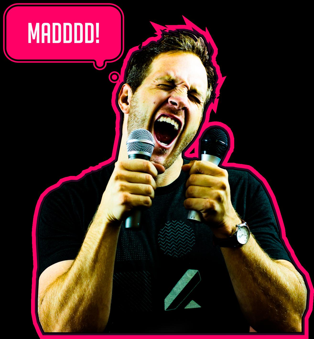 madd-fantastical - Justin Young - Mad Moguls